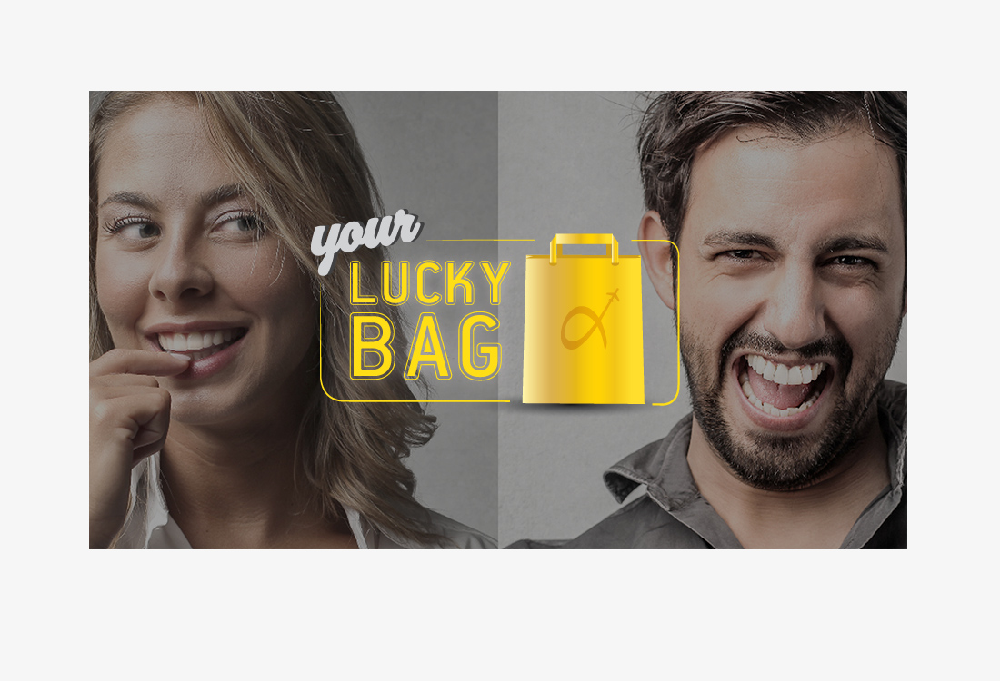 Lucky Bag - AIA - User Interface Design